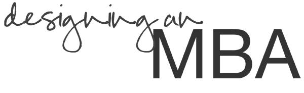 designing an mba